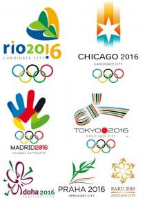 Ciudades candidatas a organizar los juegos de 2016