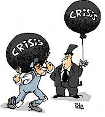 La crisis financiera explicada de manera sencilla